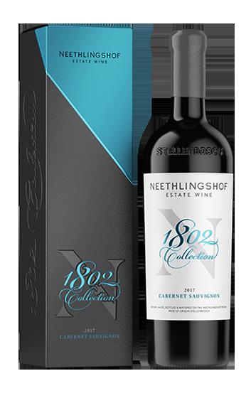 6 x Neethlingshof 1802 Collection Cabernet Sauvignon