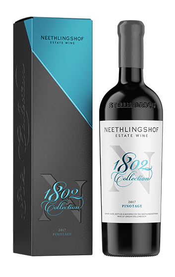 6 x Neethlingshof 1802 Collection Pinotage