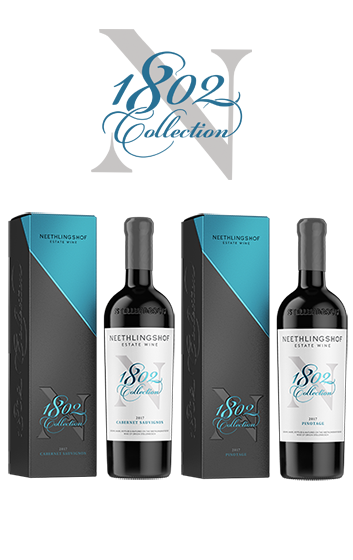 Neethlingshof 1802 Collection – 3 x Cabernet Sauvignon & 3 x Pinotage